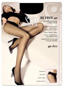 Be free vita bassa 40